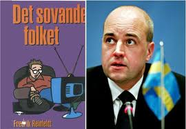 Reinfeldt nojd med hogt skattetryck