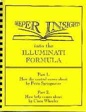 Illuminati Formula